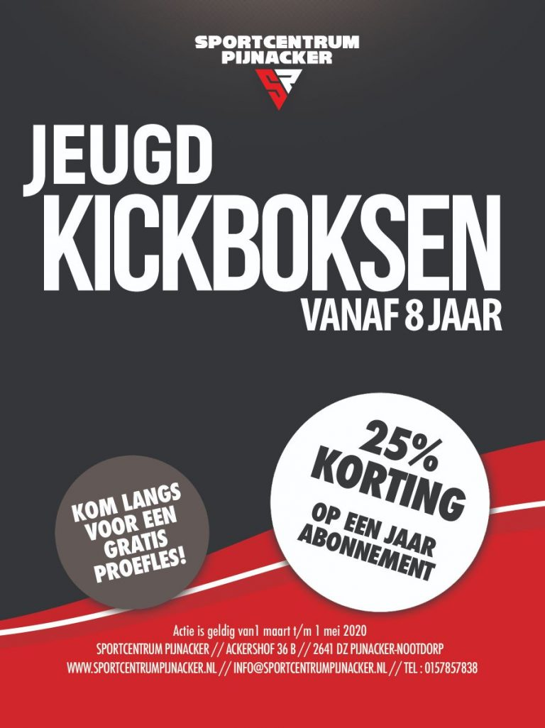 V3_Kickboksen - jeugd 8 JAAR